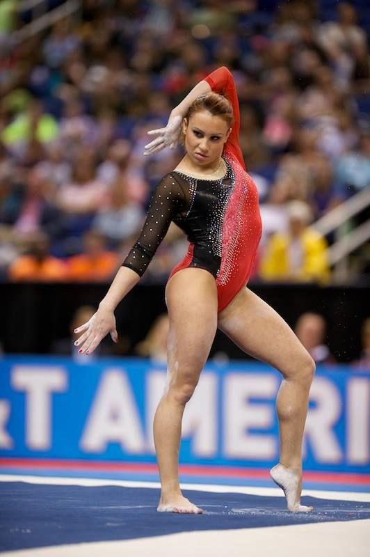 Vanessa Ferrari | Bad Leotards | Pinterest | Gymnasts
