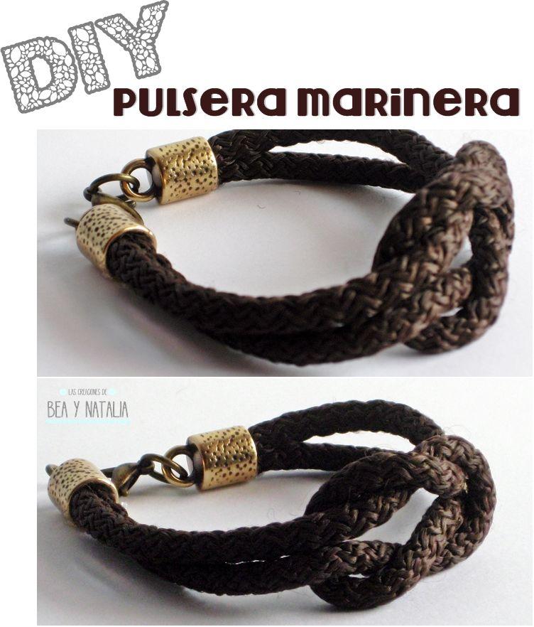 f675ef231dde DIY  Pulsera marinera