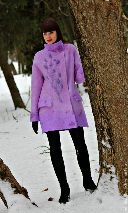 af6f5b97d7c Верхняя одежда ручной работы. Авторское пальто