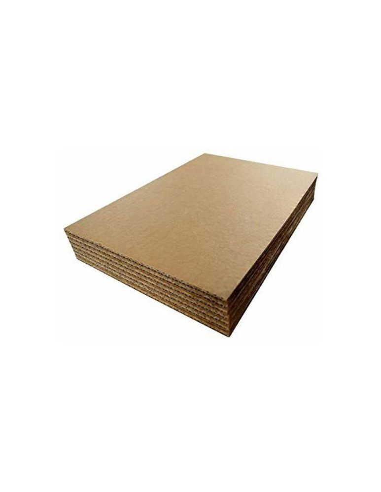 A3 420 X 297mm Cardboard Corrugated Sheets Pads Dividers Art Craft