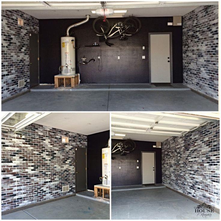 Faux Brick Wall Panels From Home Depot:  Brick , Contemporary, Eclectic, Faux Brick Panels , Faux