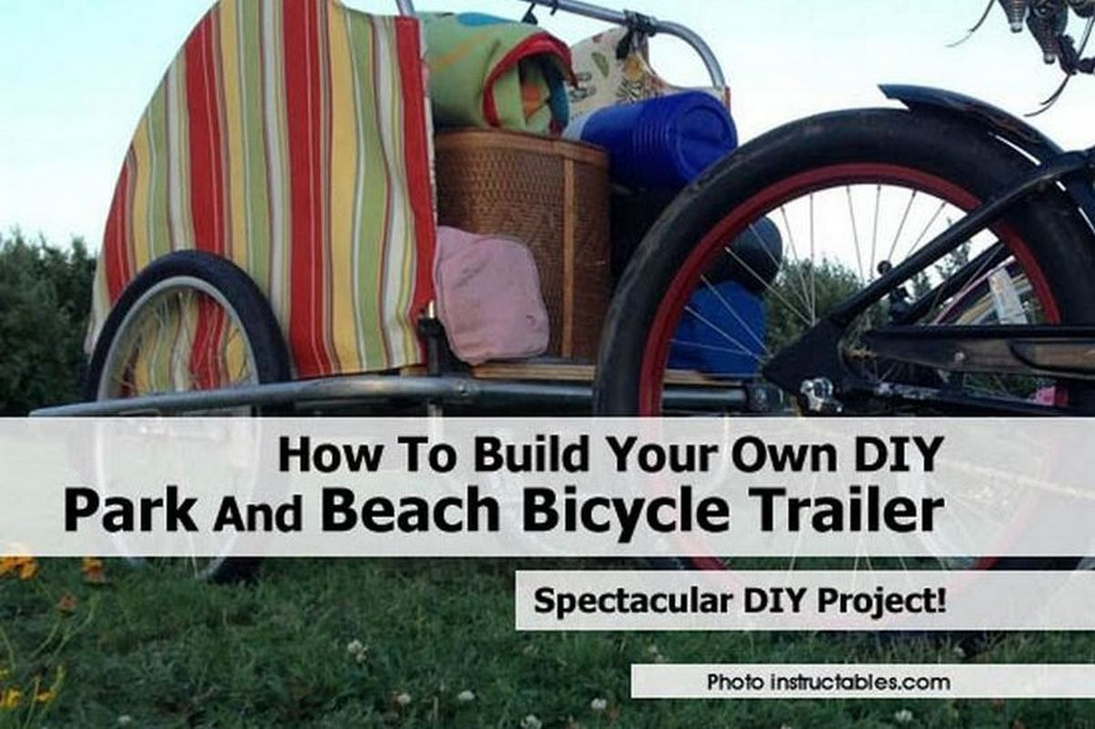 Image result for make your own bike trailer Bicycle