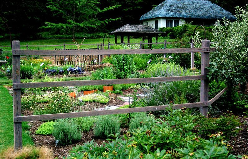 40 Best Garden Fence Ideas (Design Pictures)   Backyard ...