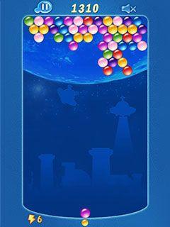 Endless Bubbles Game - ArcadeHole.com | Bubble games ...