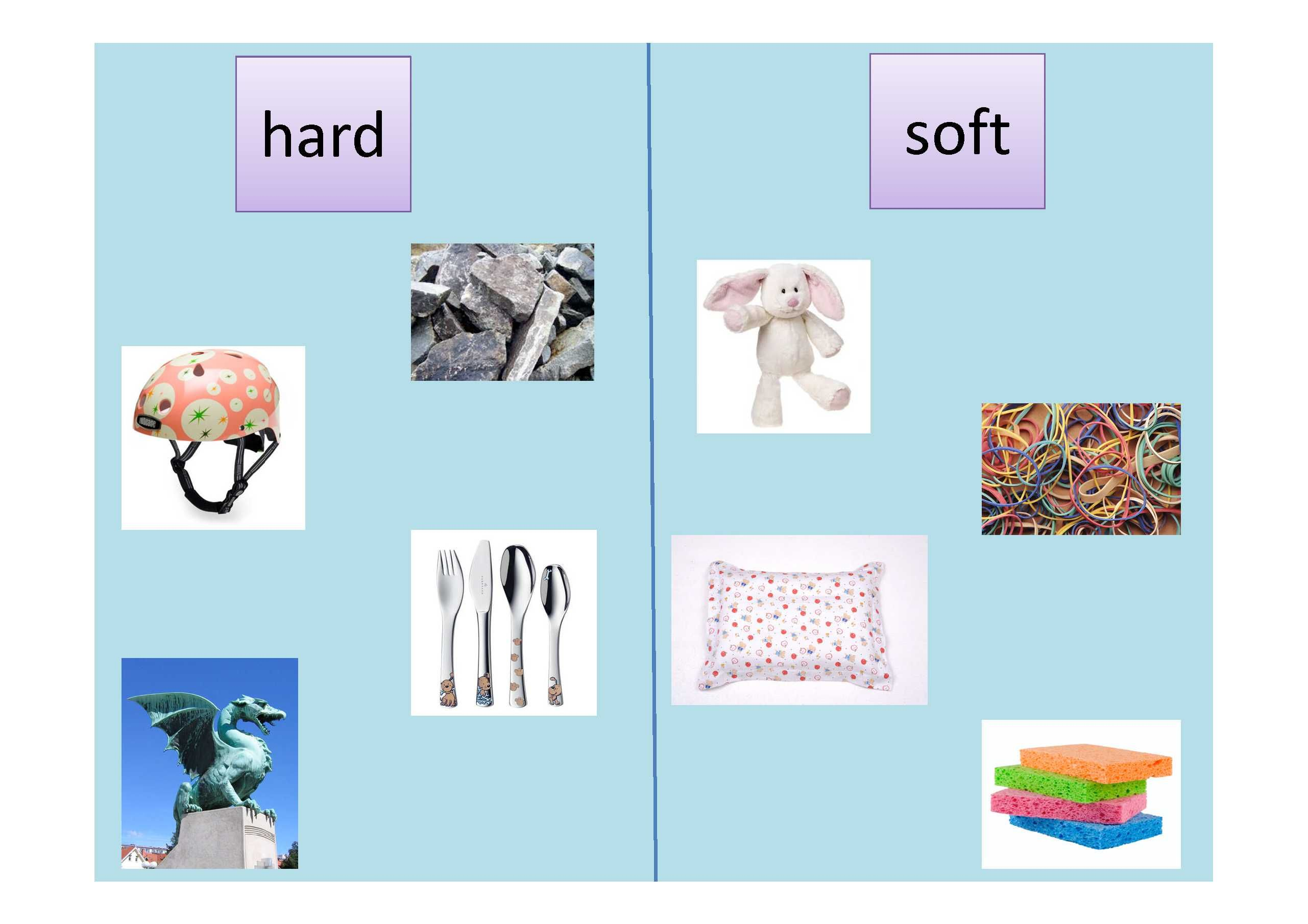 Science Ppt Hard And Soft Materials