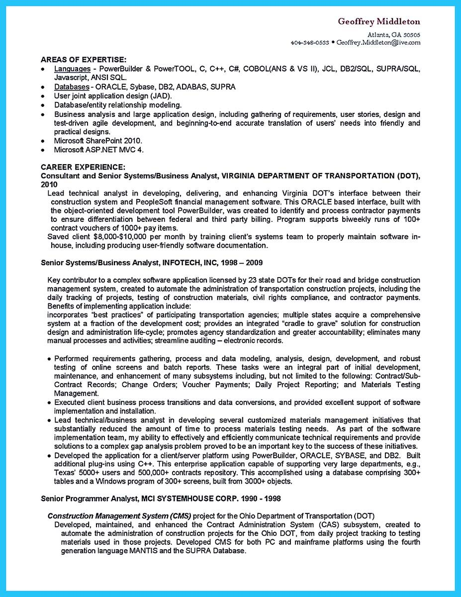 Awesome High Impact Database Administrator Resume To Get Noticed Easily Check More At Http Snefci Org High Impact Database Administrator Resume To Get Notice