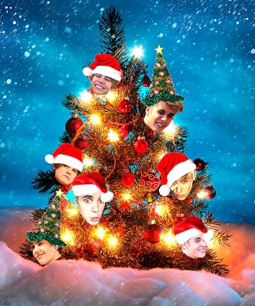 Bieber Tree Justin Bieber Holidays Xmas Merry Christmas Christmas Tree Bieber Christmas P Merry Christmas Wallpaper Justin Bieber Christmas Christmas Wallpaper
