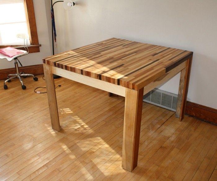 Gartentisch selber bauen kreativ  tisch selber bauen eine gute idee zum thema tisch selber bauen ...