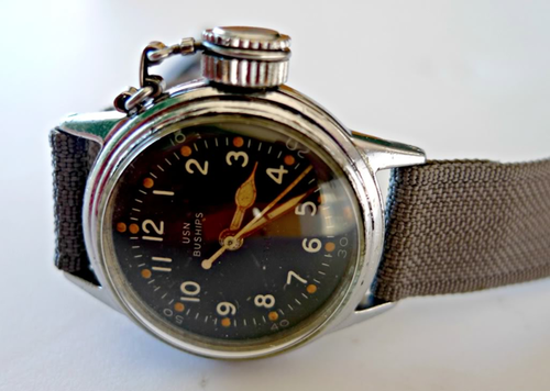 vintage watch | collectors timepiece  #us #navy #watch