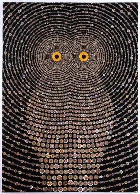 Animalarium: Fred Tomaselli - Intricate Seductions