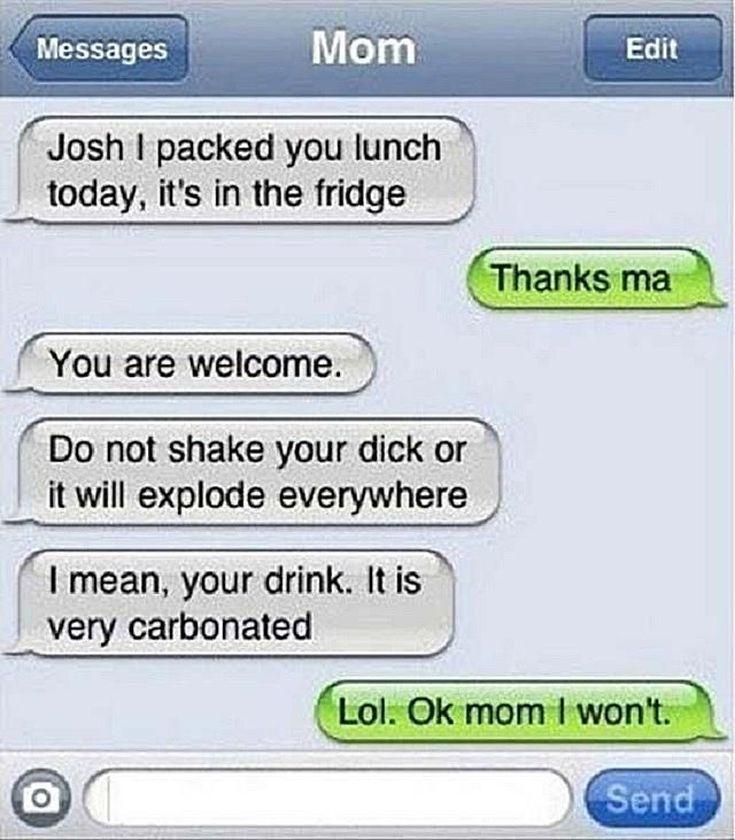 20 Funny Texting Fails That Prove Parents Shouldn't Text