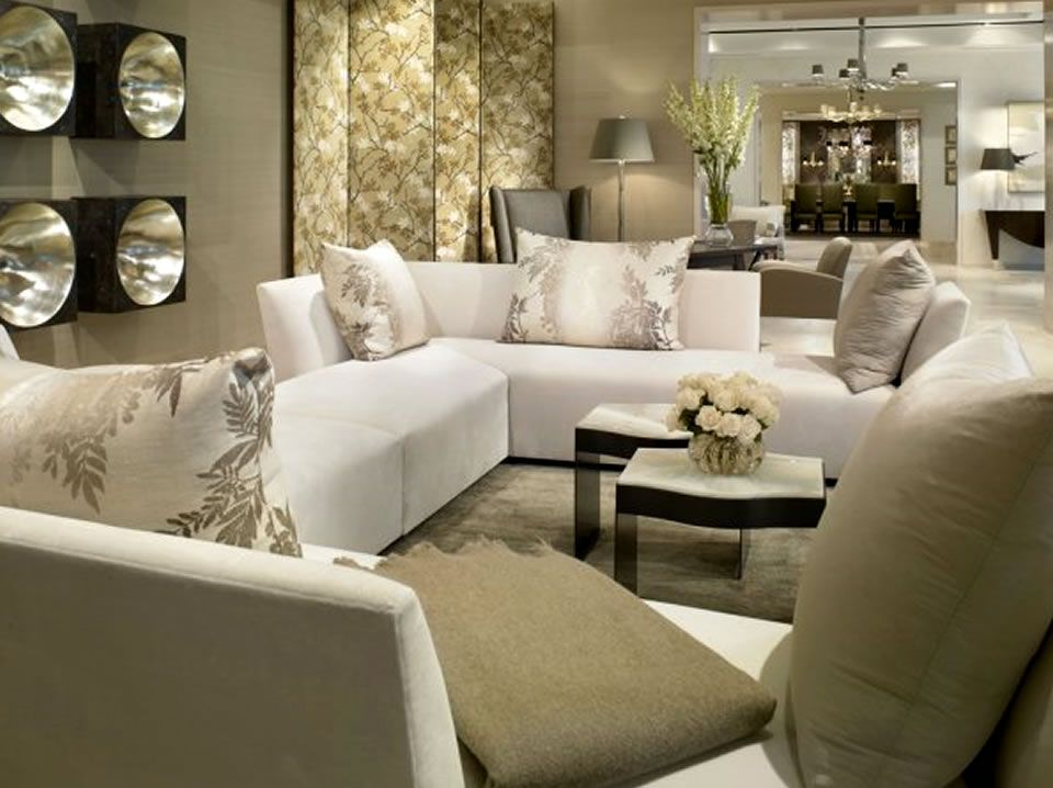 Retail Furniture Store Display Ideas Luxury Seating