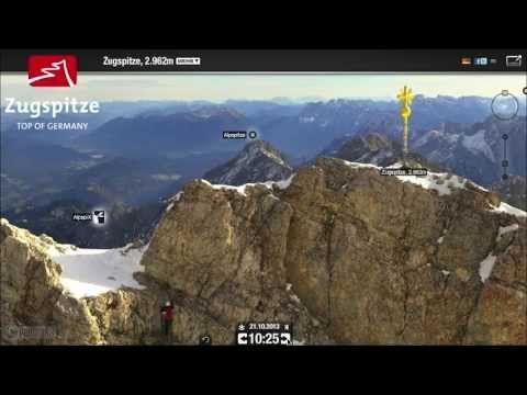Ösis klauen Zugspitze