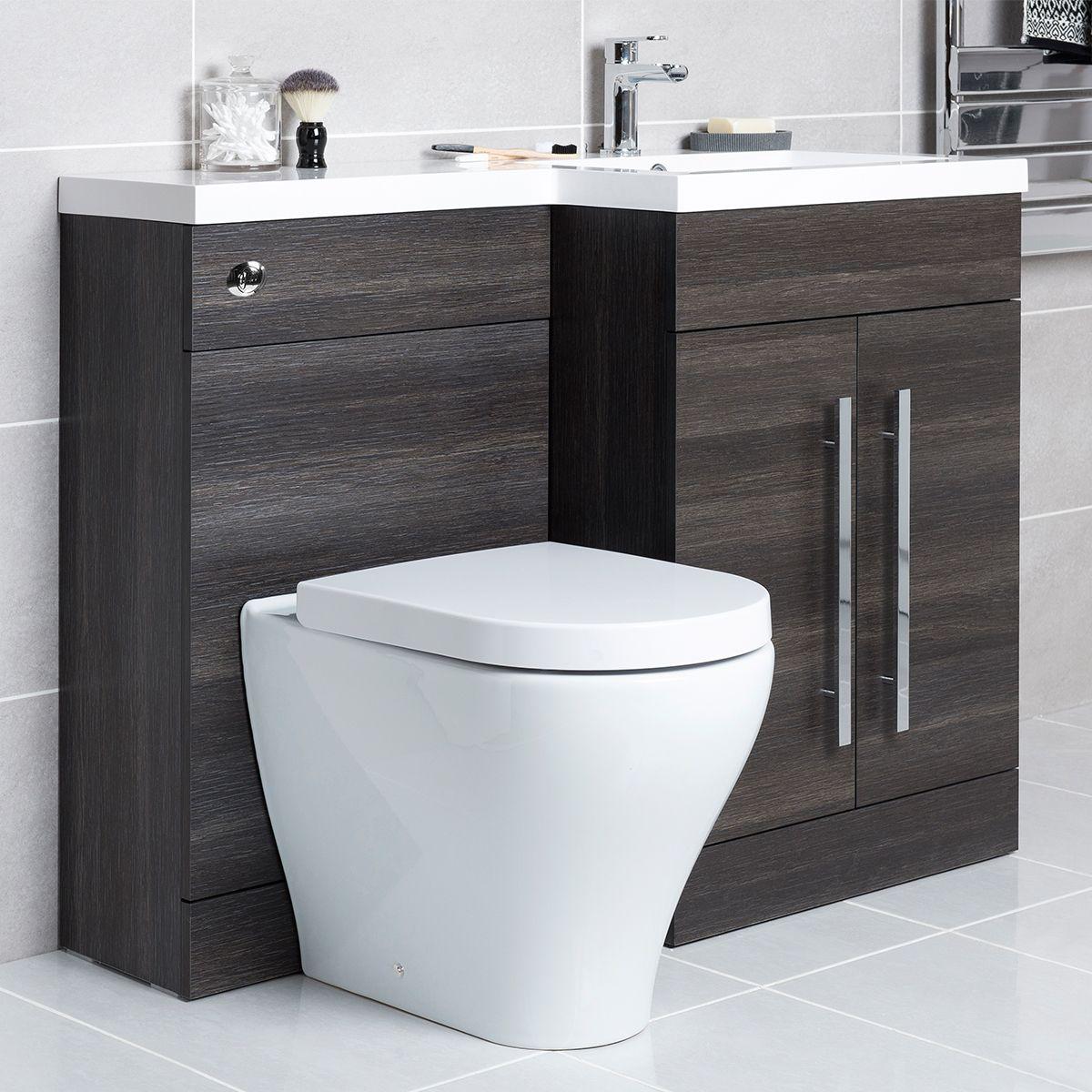 Stupendous Details About Bathroom Vanity Unit Designer Furniture Suite Home Interior And Landscaping Transignezvosmurscom