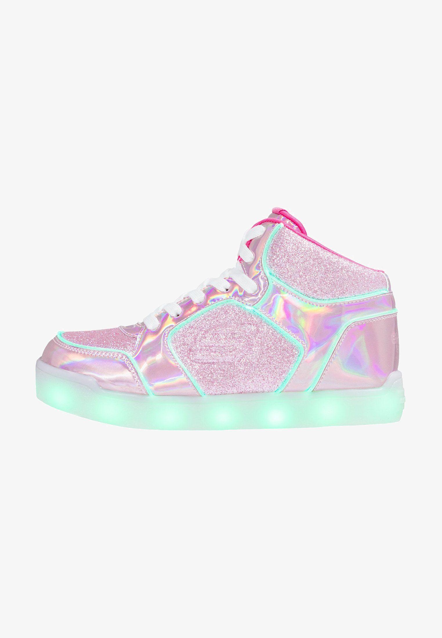 Skechers E-PRO III - Sneaker high - pink dura / dura glitter ...