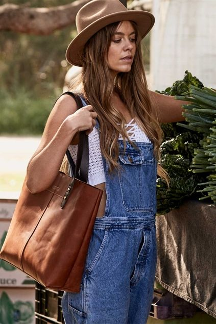 Stitch and Hide Emma Tote - Womens Totes - Birdsnest Online Fashion Store