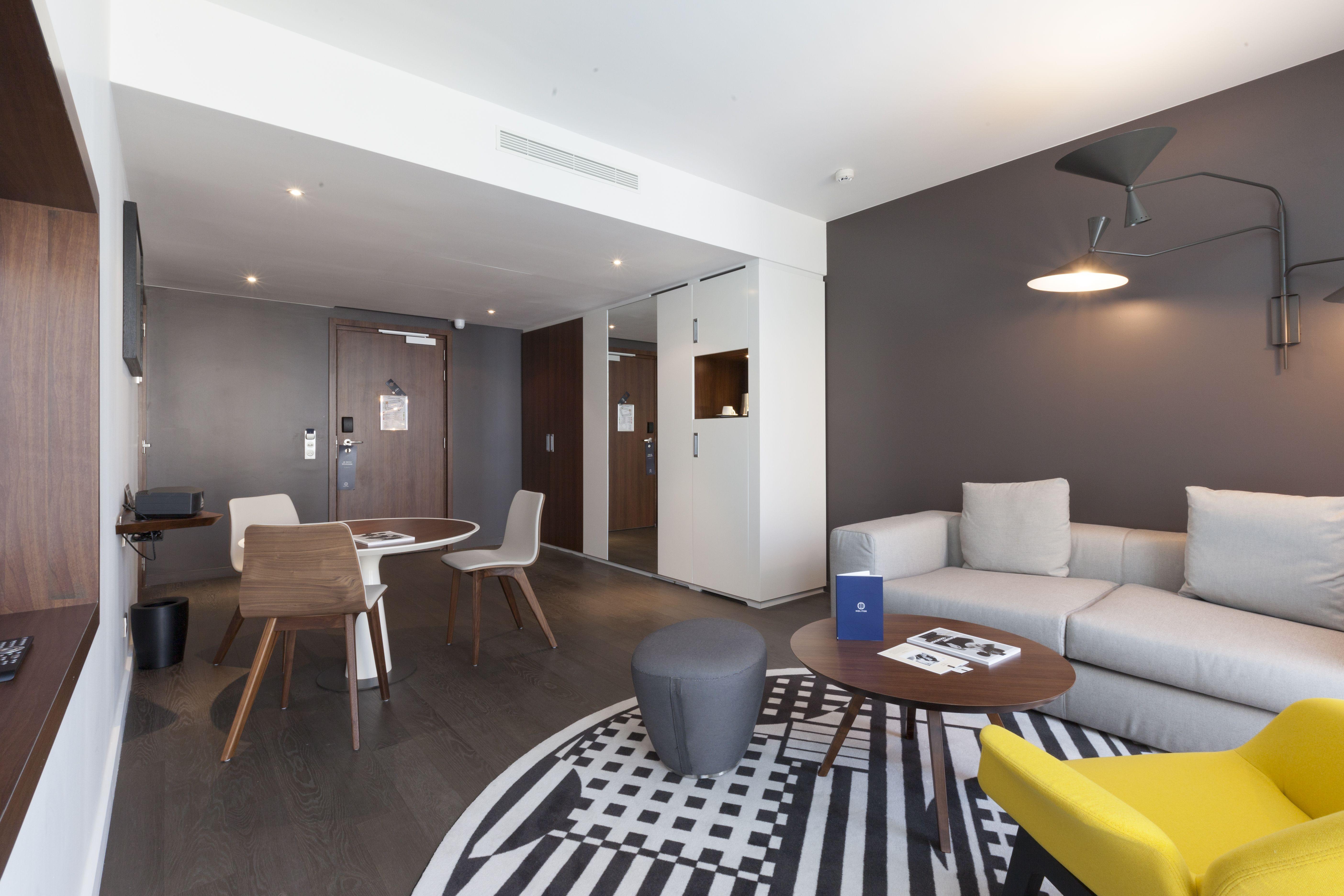 Hotel Hotel De Luxe Le Molitor Paris Agencement Chambre Suite
