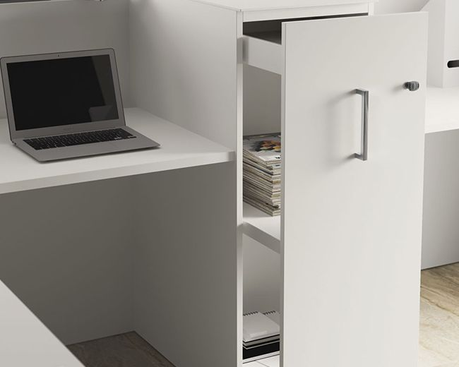 Arredamento e Banconi Reception Kubik   Ufficio Design ...