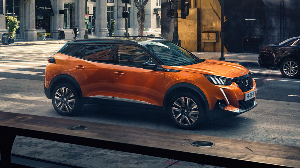 The new Peugeot 2008 is this week's small SUV (Có hình ảnh)