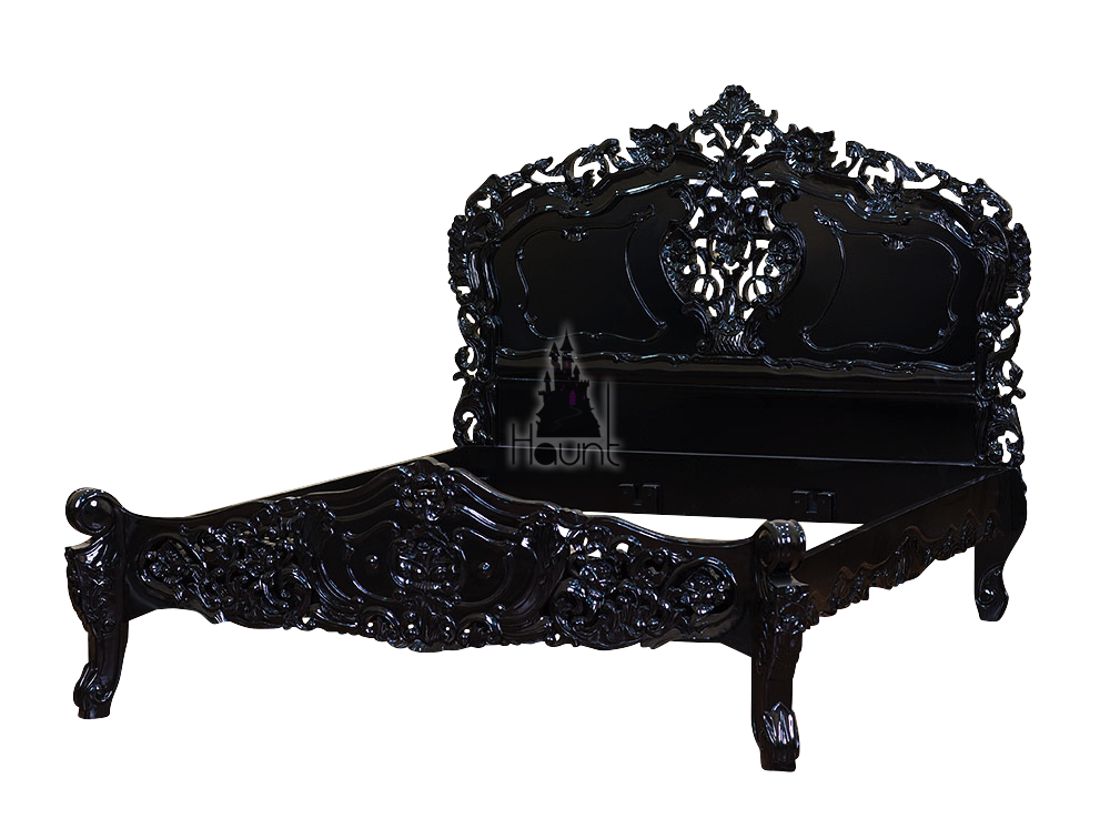 The Decadence Filigree Bed By Haunt Furniture Gothic Room House