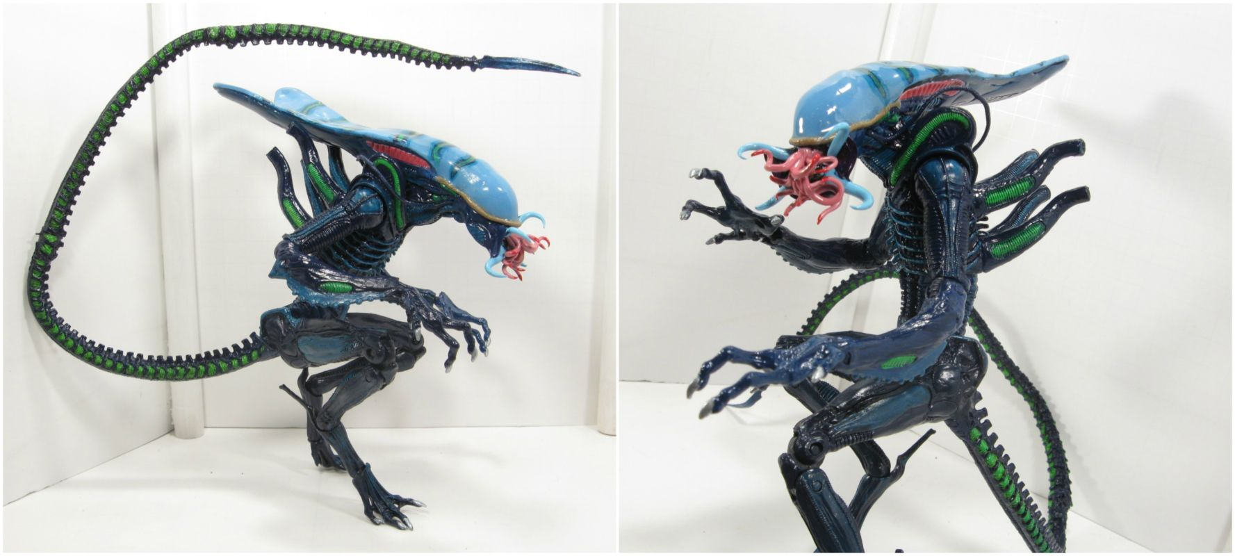 Hound Of Cthulhu Aliens Custom Action Figure Custom Action Figures Action Figures Alien