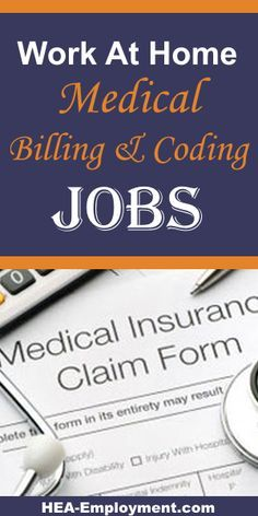Remote Medical Billing Work From Home Jobs Are Available At Http