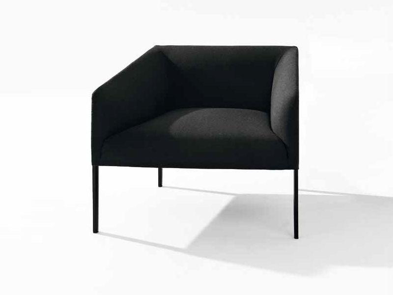 Armchair With Armrests Saari Armchair With Armrests Arper Furniture Minimal Furniture Furniture Design