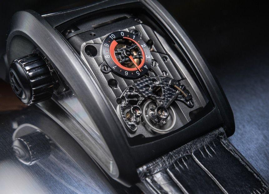Parmigiani Bugatti Super Sport Watch HandsOn Sport