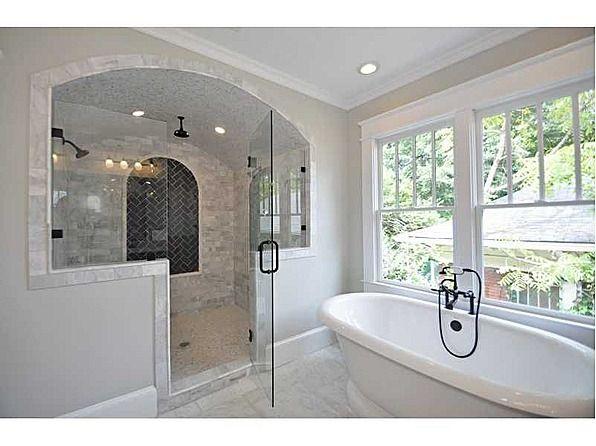 Virginia Highland Home Home Master Bath Remodel Guest Bathrooms