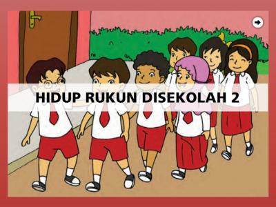 25 Gambar Kartun Hidup Rukun Di Rumah Primaindisoft Topik Hidup Rukun Di Sekolah Download Doc Materi Pembelajaran Kelas 2 Semester 1 T Di 2020 Kartun Gambar Hidup