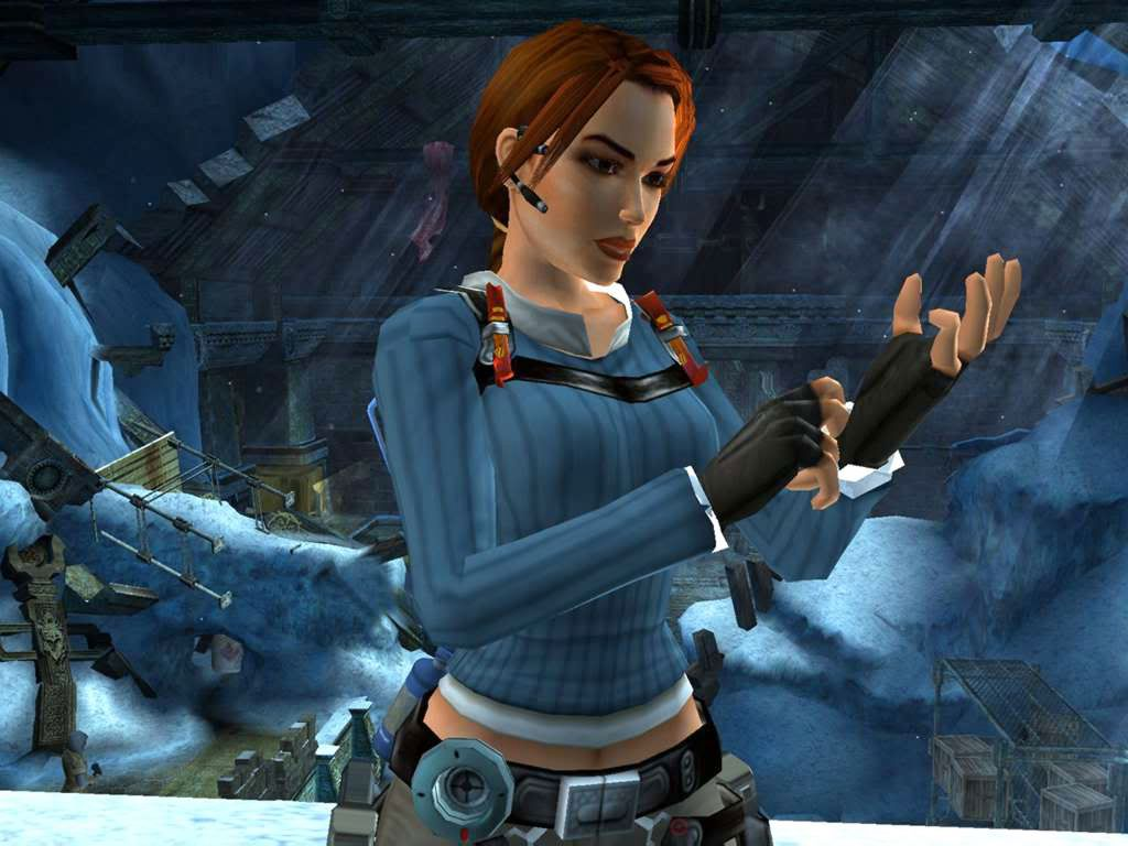 Tomb Raider Legend Game Info And Walkthrough Stella 39 S Site