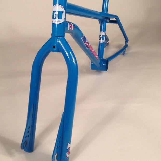 FIENDER | GT Pro performer BMX frame set | BMX | Pinterest | Bmx ...