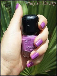 Pro Nail Lacquer De Kiko 18 Iris