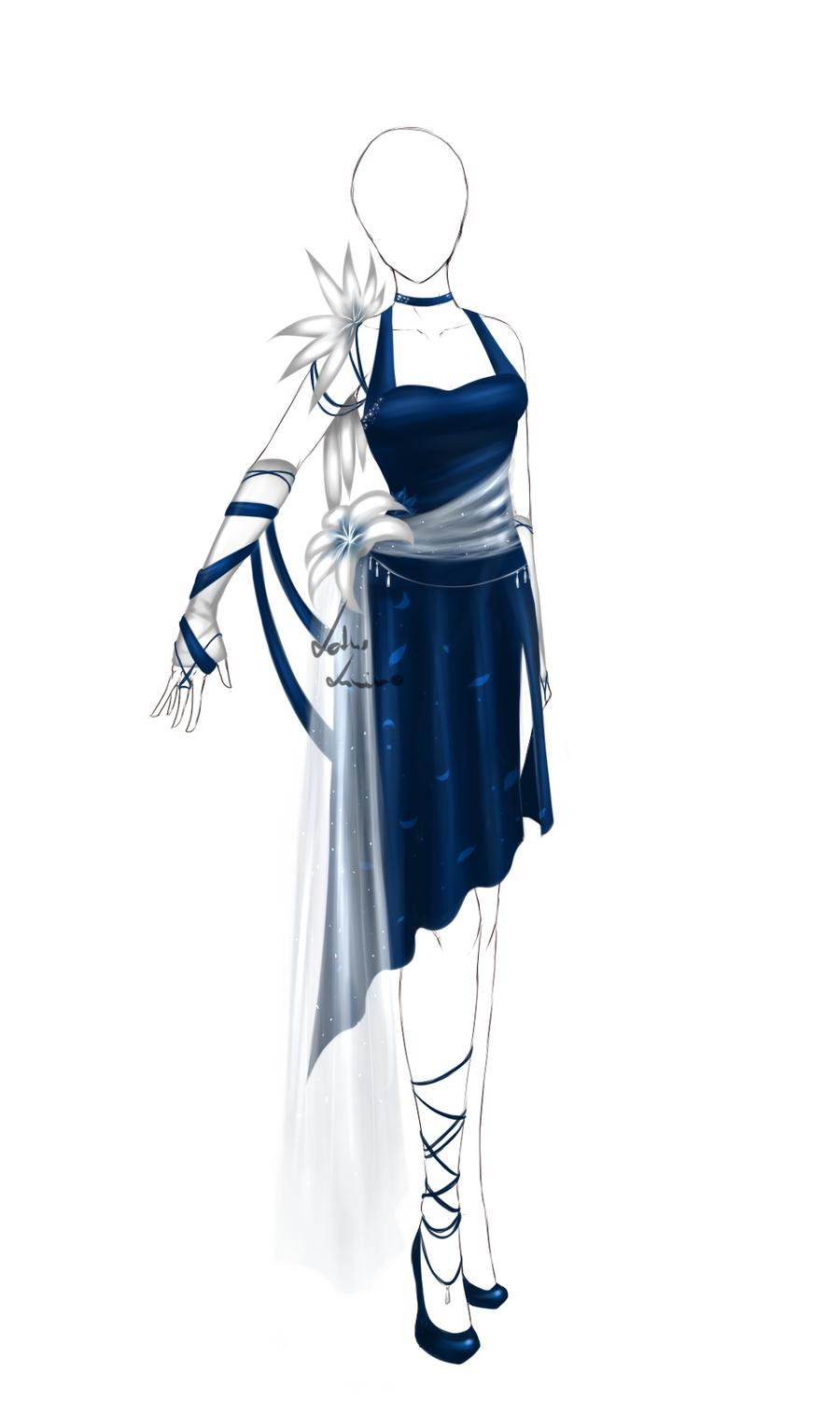 Outfit design - 61 - closed by LotusLumino.deviantart.com ...