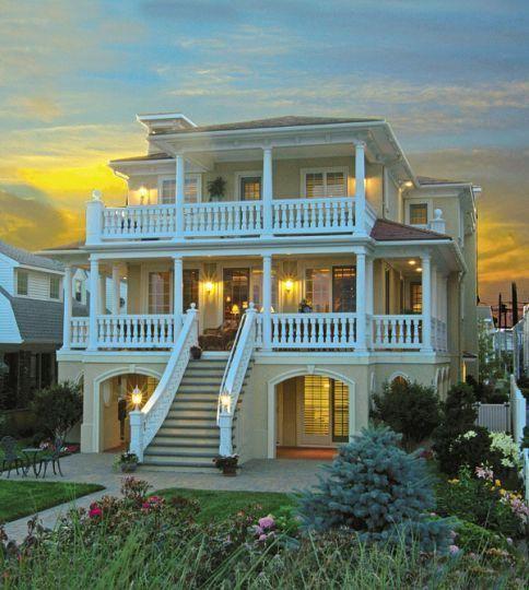 Gorgeous Beach Home Future Home Pinterest Erste eigene Wohnung