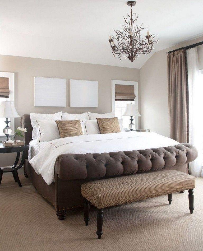 45+ Simple Master Bedroom Decorating Ideas | Elegant ...