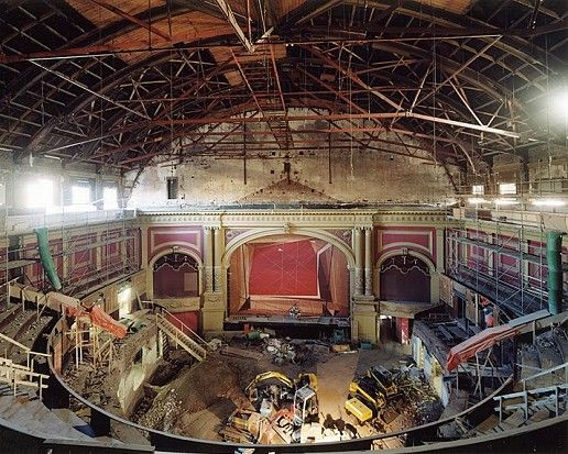 Verbouwing Koninklijk Theater Carré te Amsterdam - Frank Greiner