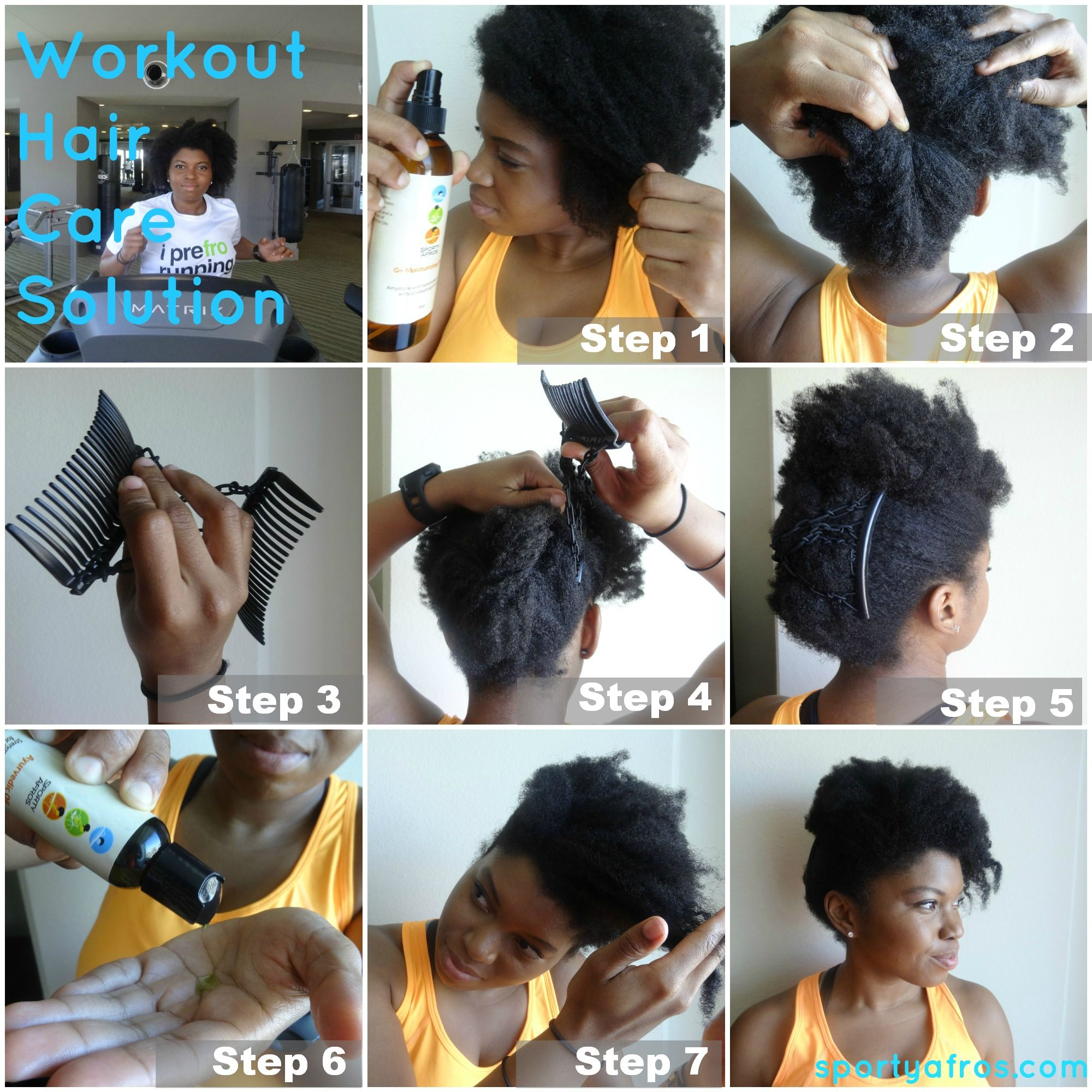 4a Natural Hair Hairstyles Continue To The Product At The Image