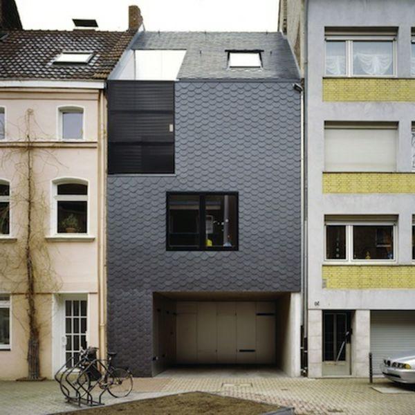 La maison et architecture du ville | Home | Townhouse, Modern ...