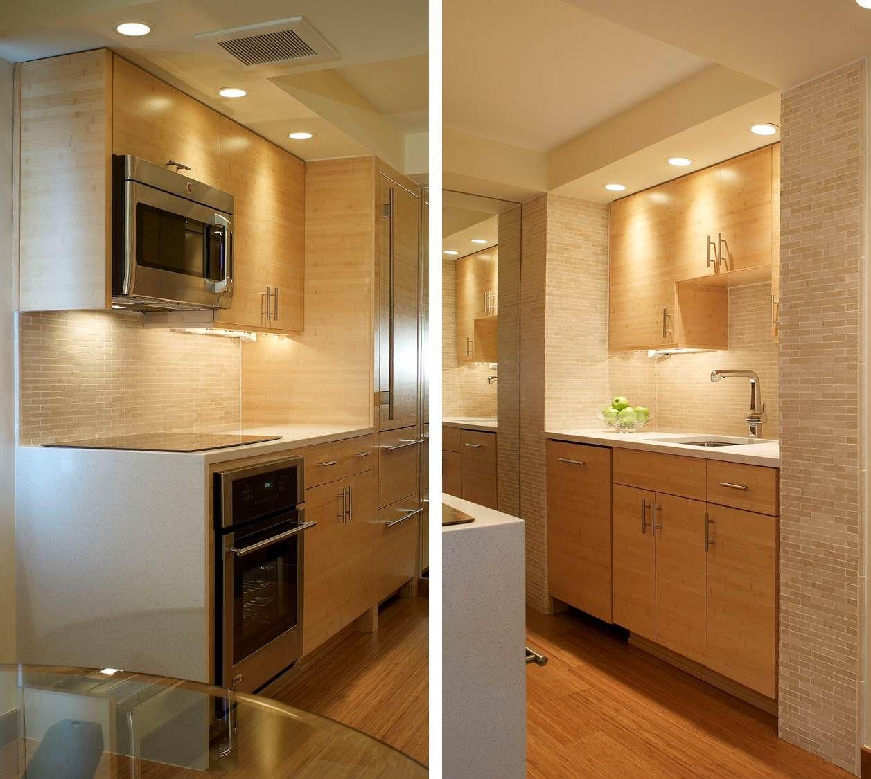 Die Besten Ideen Organisieren Sie Ihre Kleine Küche Design die Küche ...