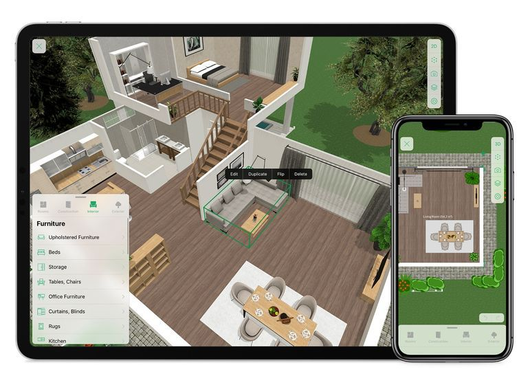 8 Of The Best Free Home And Interior Design Tools Apps And Software Best Home Design Software Design Home App Interior Design Apps