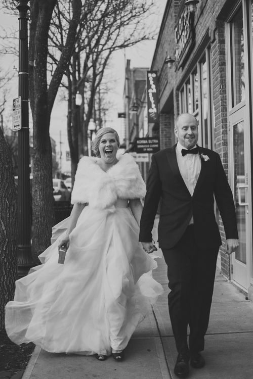 Real Wedding Emilie Toby Carrie Gown By Hayley Paige Anna Bé Denver Kansas City Mission Hills Country Club Nye Nick