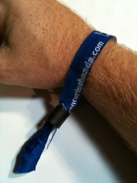 Cloth Wristbands