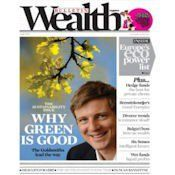 Free Copy of Wealth Magazine