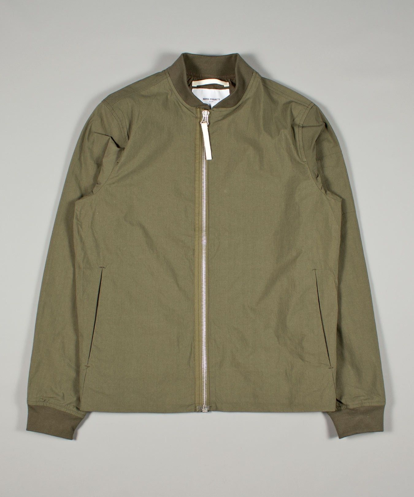 Norse Projects at Weavers Door | Norse Projects | SS15 | Ryan Ripstop Bomber Jacket | & Norse Projects at Weavers Door | Norse Projects | SS15 | Ryan ...