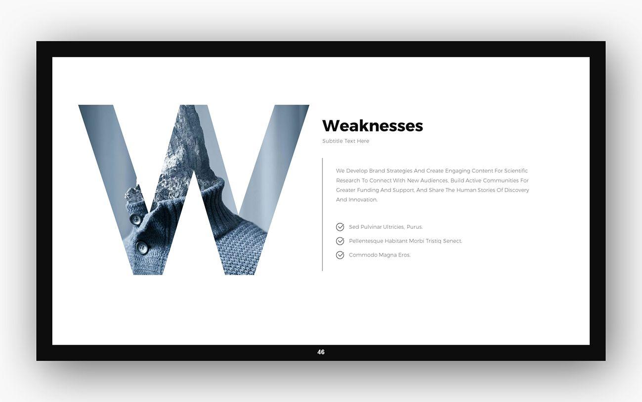 X Business PowerPoint Presentation Template