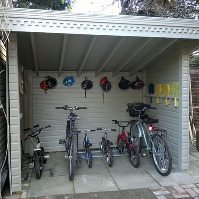 BIKE SHED Design, Pictures, Remodel, Decor And Ideas   Page 2
