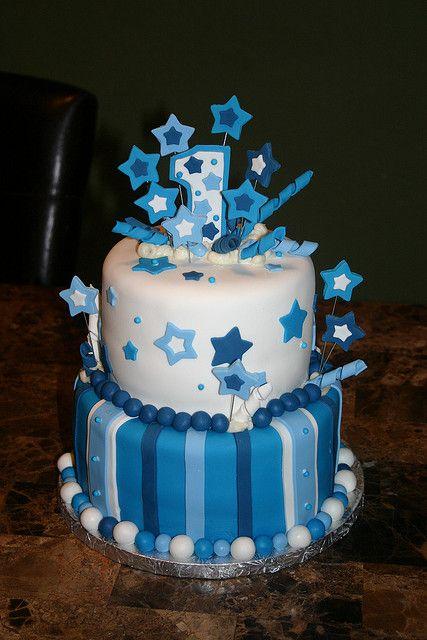 Boy S First Birthday Boy Birthday Cake Birthday Cake Kids Boys