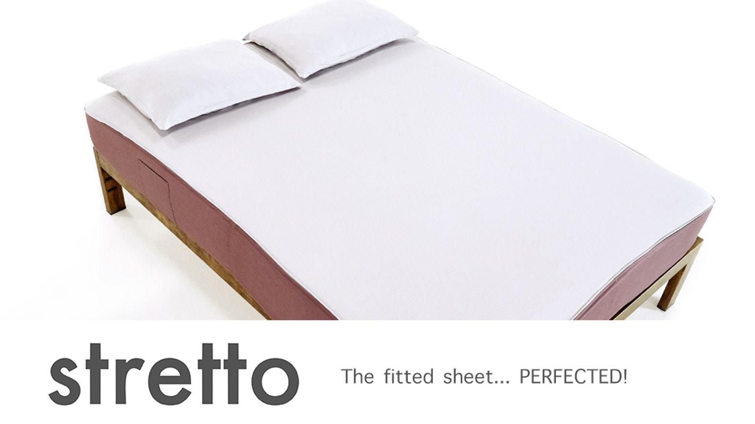 An Innovative Wrinkle Free Fitted Sheet That Goes On In Seconds And Stays  Put,