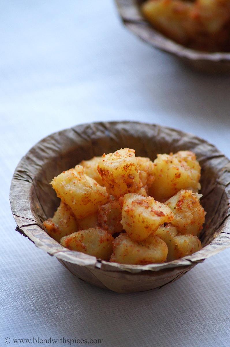 Shakarkandi chaat recipe sweet potato chaat recipe indian street shakarkandi chaat recipe sweet potato chaat recipe indian street food recipes forumfinder Images